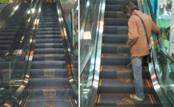 Escalator Ads