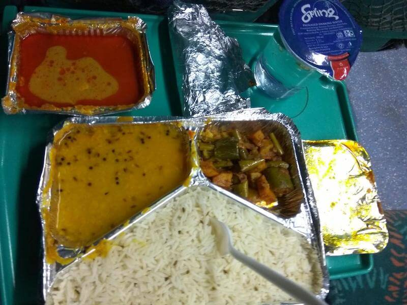 TravelKhana- Food in The Train Service Provider