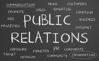 Key Role of a PR Agency